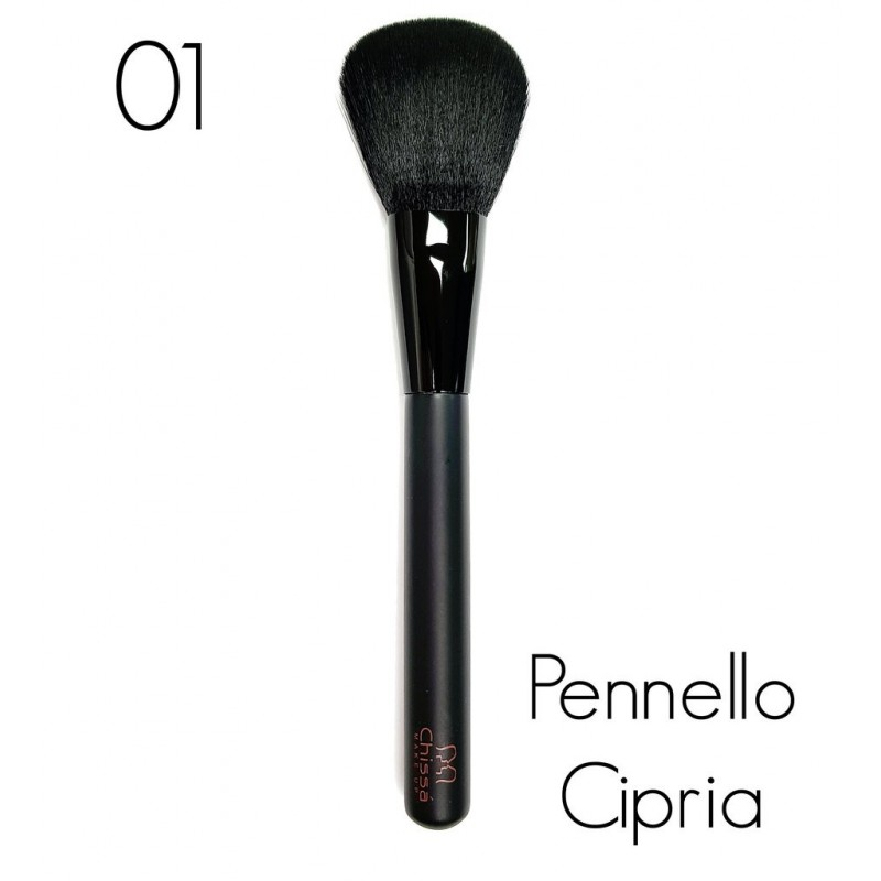 Chissà Make-up brushes 01