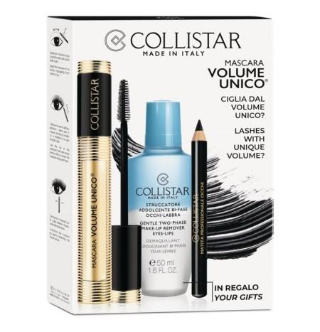 Collistar Black Intense Single Volume Mascara Kit