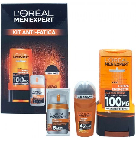 L'Oréal Men Expert Kit Anti-Fatica