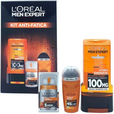 L'Oréal Men Expert Kit Anti-Fatica
