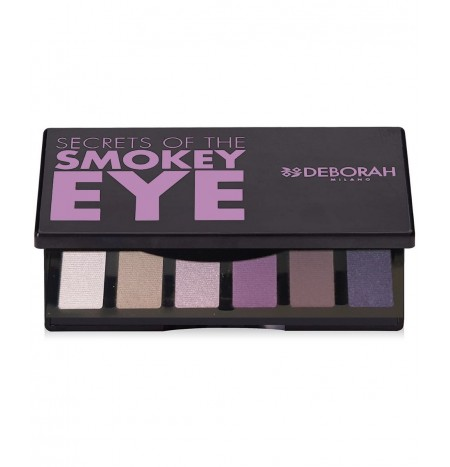 Deborah Milano Secret Of The Smokey Eye 04 violet