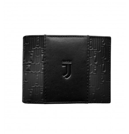 Enzo Castellano Men's Leather Wallet JUVENTUS