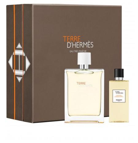 Hermes Terre d'Hermes Eau Très Fraîche Eau de Toilette Cofanetto
