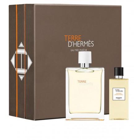 Hermes Terre d'Hermes Eau Très Fraîche Eau de Toilette Gift Box