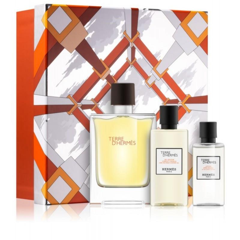 Hermes Terre d'Hermes Eau de Toilette Gift Box