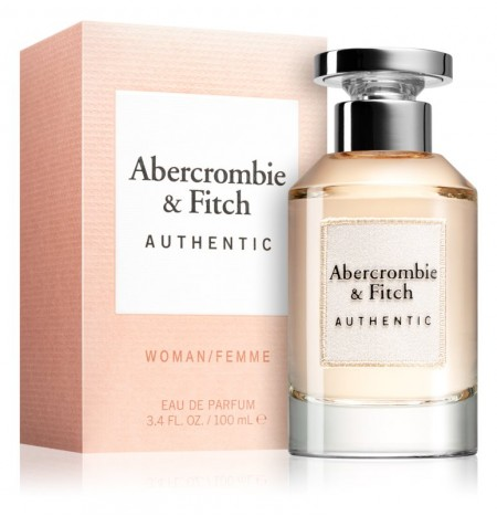 Abercrombie & Fitch Woman Authentic Eau de Parfum 100ml