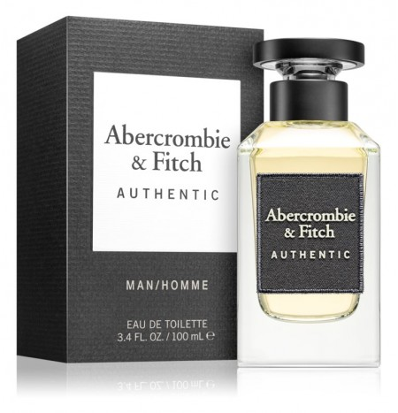 Abercrombie & Fitch Man Authentic Eau de Toilette 100ml