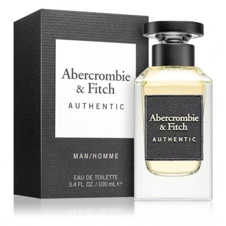 Abercrombie & Fitch Man Authentic Eau de Toilette 100ml