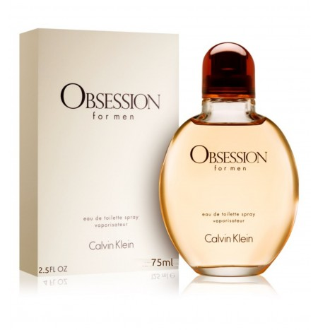 Calvin Klein Obsession for Men Eau de Toilette 75ml