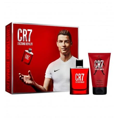 Cristiano Ronaldo CR7 Eau de Toilette Set
