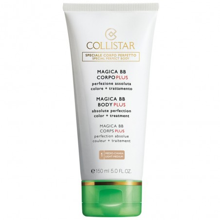 Collistar Magica BB Cream Body Plus 1 Medium-Clear