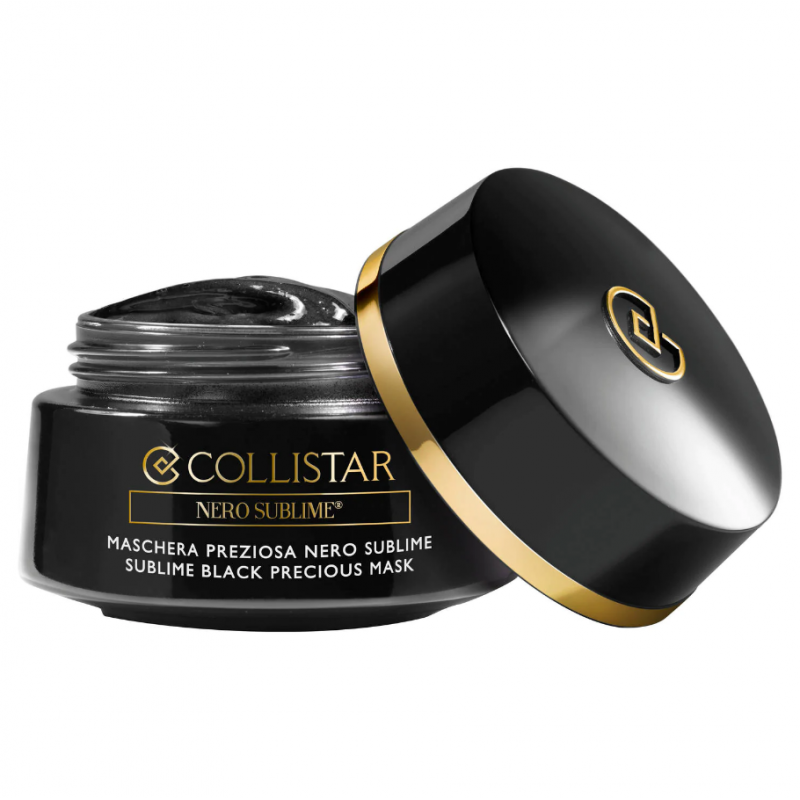 Collistar Precious Sublime Black Face/Neck Mask