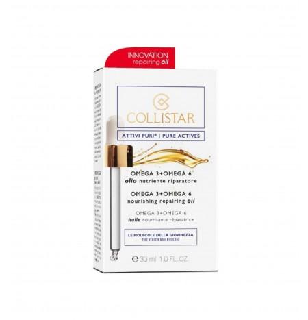 Collistar Omega 3 + Omega 6 repairing nourishing oil
