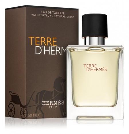 Hermès Terre d'Hermès 50ML Eau de Toilette