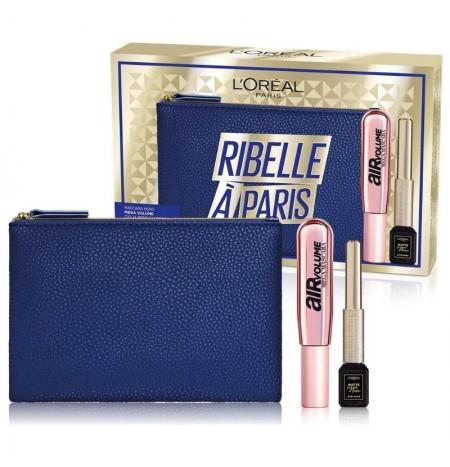 L'Oréal Paris Ribelle a Paris Mascara Mega Volume