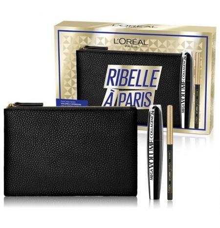L'Oréal Paris Kit Ribelle a Paris Mascara Mega Volume