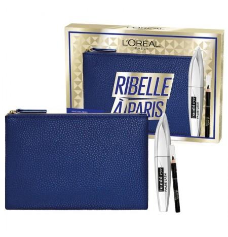 L'Oréal Paris Kit Ribelle a Paris Mascara Bambi Eye