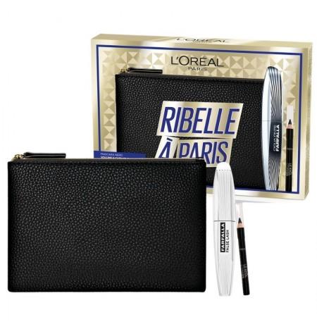 L'Oréal Paris Kit Ribelle a Paris Mascara Ciglia finte Farfalla