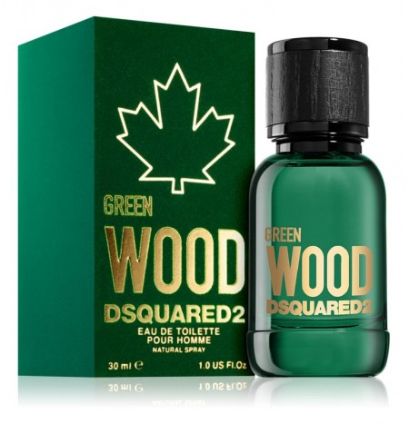 Dsquared2 Green Wood Eau de Toilette 30ml