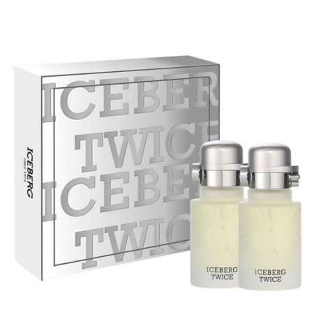 Iceberg Twice Box 75ML Eau de Toilette + 75ML After-Shave