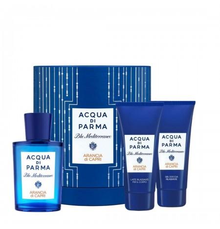 Acqua di Parma Blu Mediterraneo Arancia di Capri Set ll