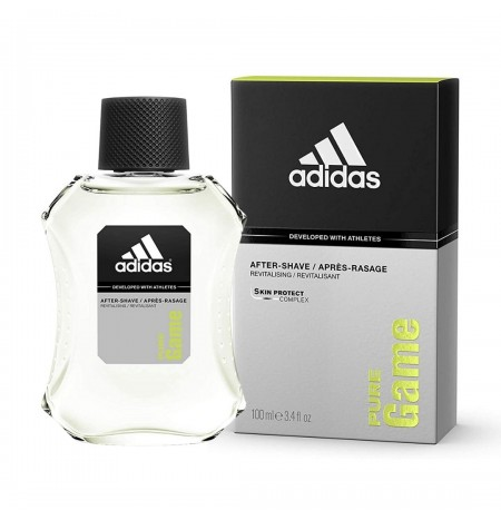 Adidas Pure Game 100ML lozione Dopobarba
