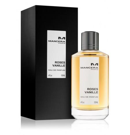 Mancera Roses Vanille Eau de Parfum Unisex 120ml