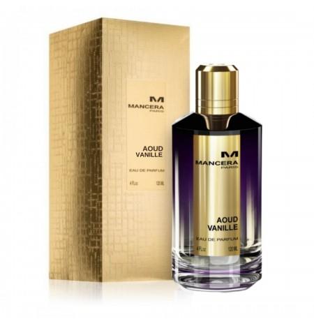 Mancera Aoud Vanille Eau de Parfum 120ml