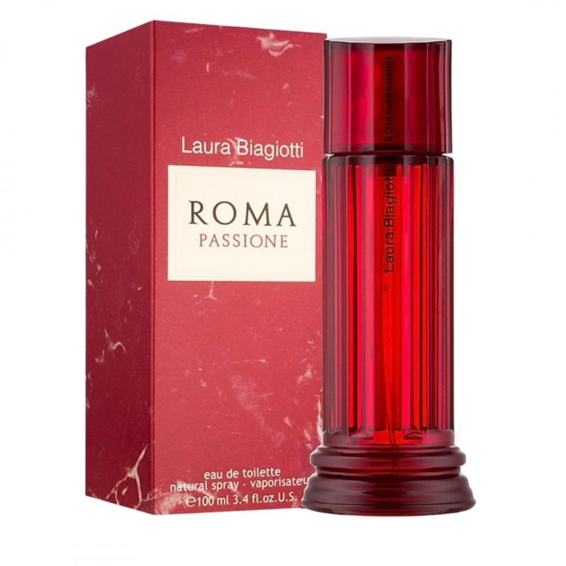 Laura Biagiotti Roma Passione Donna Eau de Toilette 100ml