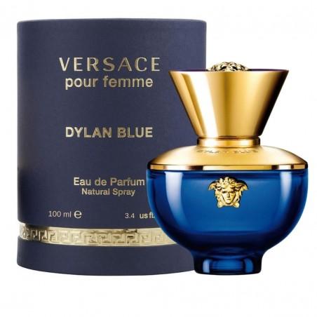 Versace Dylan blue Pour Femme 100ML Eau de Parfum