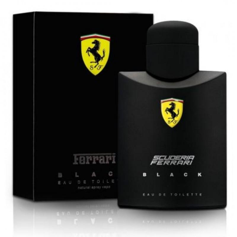 Scuderia Ferrari Black 125ML Eau de Toilette