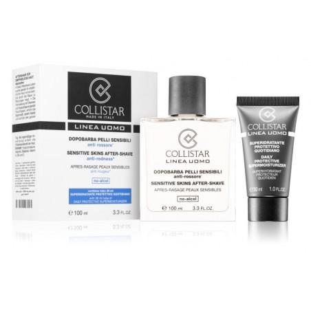 Collistar Man Aftershave Sensitive Skin Kit