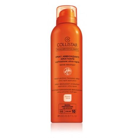 Collistar Abbronzante Idratante SPF10 Spray