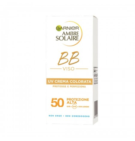 Garnier Ambre Solaire BB Cream Face and Eye Contour