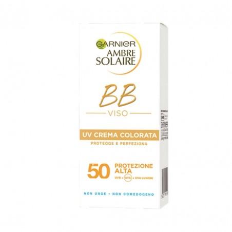 Garnier Ambre Solaire BB Cream Face and Eye Contour