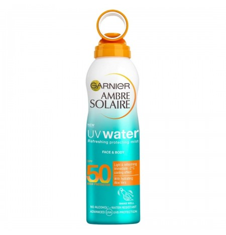 Garnier Ambre Solaire Nebulizzatore Acqua UV IP50