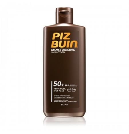 Piz Buin Latte Abbronzante Idratante 50SFP