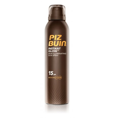 Piz Buin Instant Glow Tanning Spray SPF15