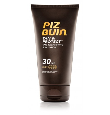 Piz Buin Tan & Protect Protective Milk SPF30