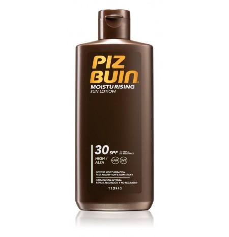 Piz Buin Moisturising latte abbronzante idratante SPF30
