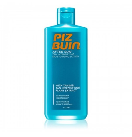 Piz Buin After Sun Milk Tan intensifier