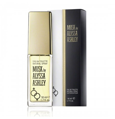 Alyssa Ashley Musk Eau de Toilette 50ML