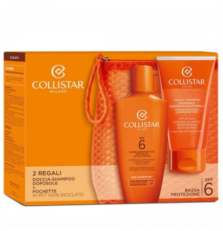 Collistar Ultra Rapid Intensive Super Tanner SPF6