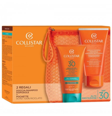 Collistar Active Face-Body Protection Sun Cream SPF30