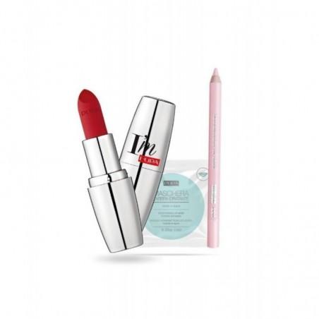 Pupa Milano Kit I'm 314 True Red