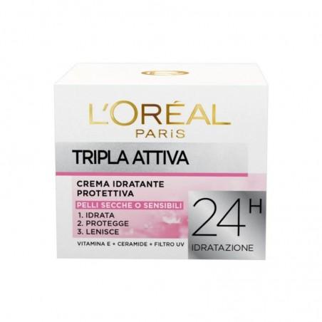 L'Oréal Paris Triple Active Moisturizing Face Cream