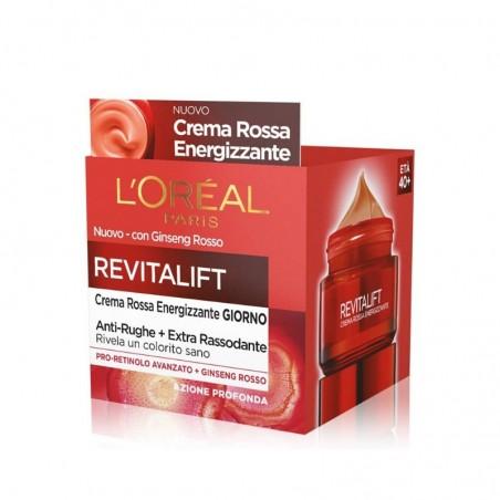 L'Oréal Paris Crema Rossa Energizzante Revitalift
