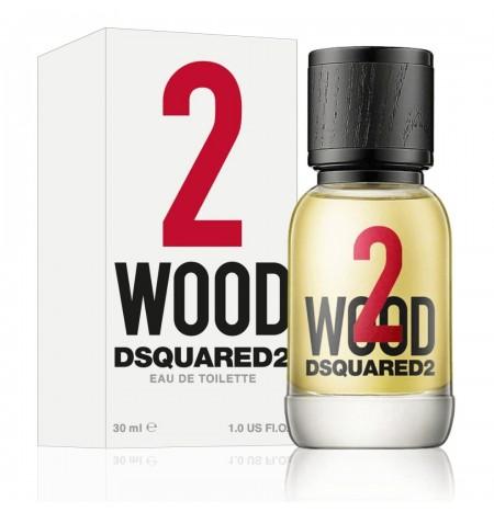 Dsquared2 Wood2 Pour Homme Eau de Toilette 30ml