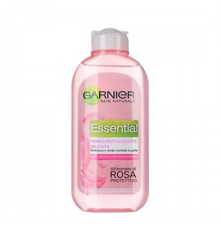 Garnier Skin naturals Tonico Delicato Pelli Secche/Sensibili