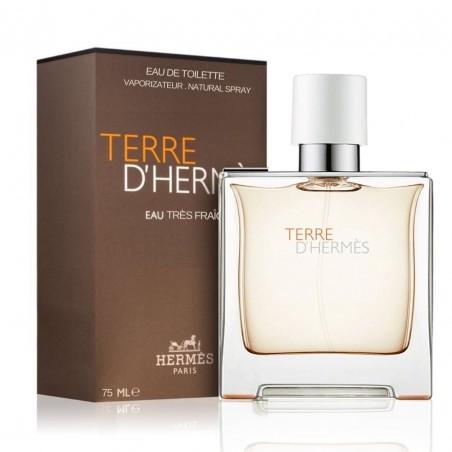 Hermès Terre d'Hermès Eau Très Fraîche Eau de Toilette 75ML